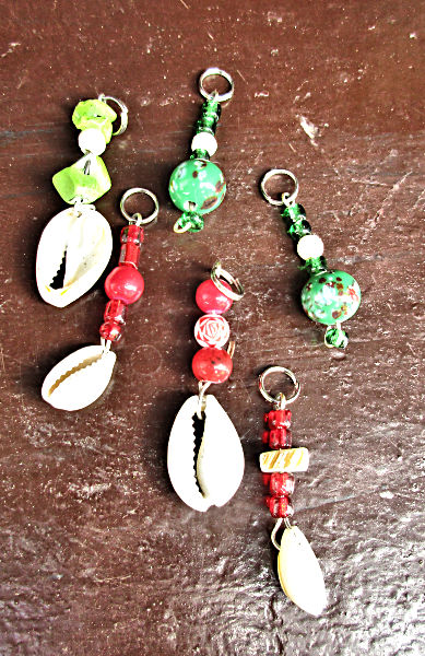 Knitting Stitch Markers for Gifts