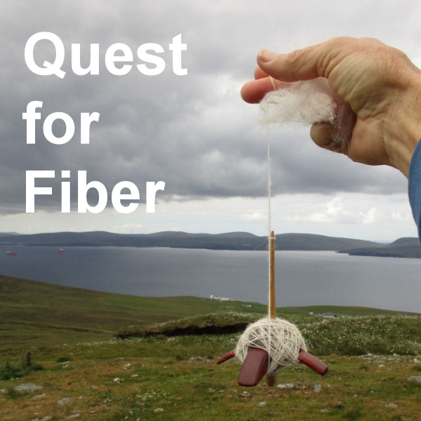 Quest For Fiber theme