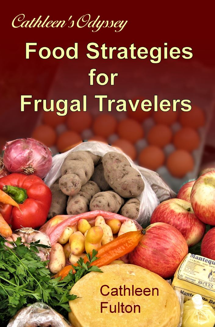 Cover of Food Strategies for Frugal Travelers