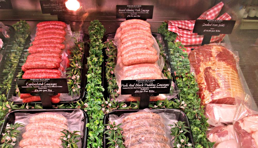 Local Butcher in Glasgow
