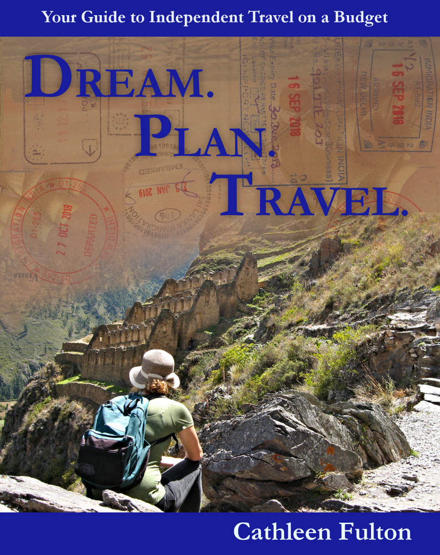Front cover of Dream.Plan.Travel