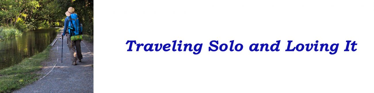 Solo Travel Workshop title